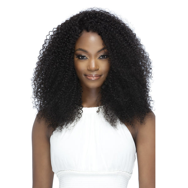 Vivica A Fox 100% Brazilian Natural Remi Human Hair Swiss Full Lace Front Wig - VANILLA