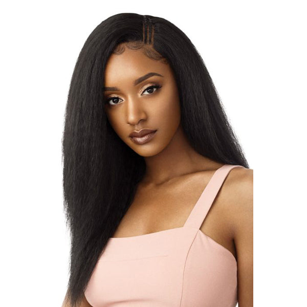 Outre Perfect Hairline 13X6 Hand-tied Synthetic Swiss Lace Front Wig - SHANICE