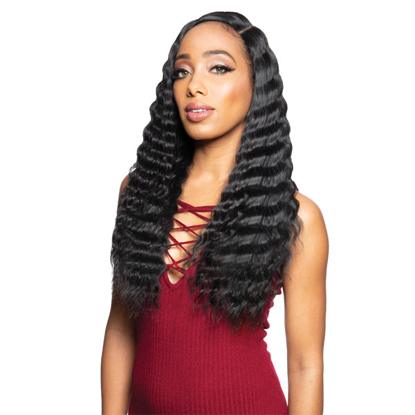 "Zury Hollywood Sis Beyond Synthetic HD Lace Front Wig - BYD LACE H CRIMP 12"" 22"""