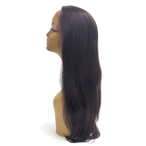 Ebony Tiara 100% Human Virgin Color Full Lace Wig - STRAIGHT 24""