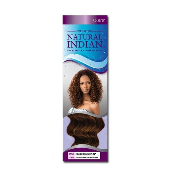 Outre Premium Natural Indian French Kiss Wave