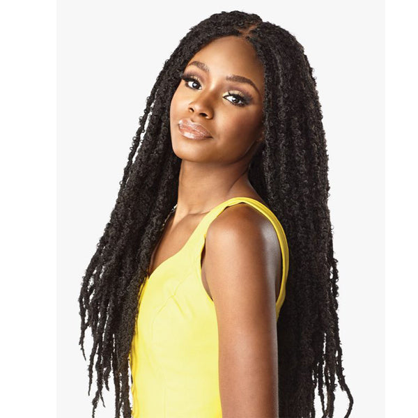 Sensationnel Cloud9 4X4 Swiss Lace Front Wig - BUTTERFLY LOCS 30