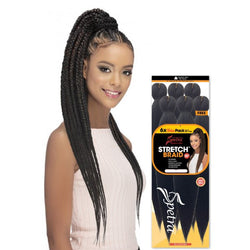 Amore Mio Spetra Stretch Braid 6 Value Pack  25""