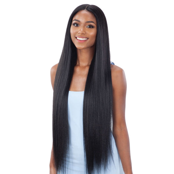 Freetress Organique Synthetic Lace Front Wig - LIGHT YAKY STRAIGHT 36""