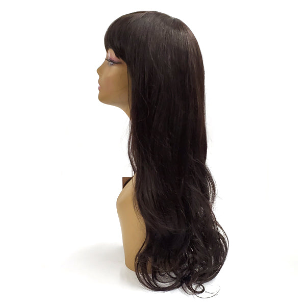 Foxy Lady 100% Unprocessed Natural Hair Full Wig - HH GISELLE 30""