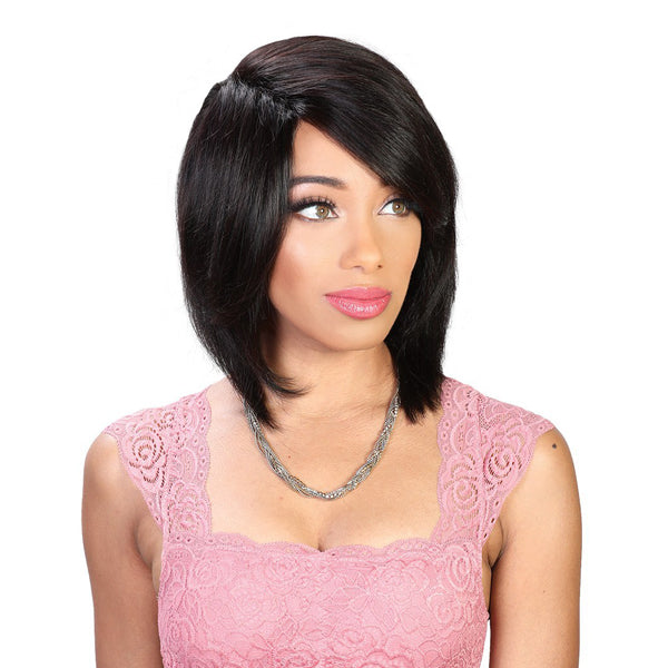 Zury Hollywood SIS 100% Brazilian Human Hair Full Wig - HR BRZ WW ECO
