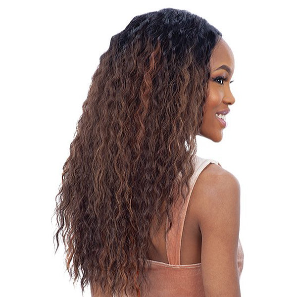Mayde Beauty Synthetic Invisible Lace Part Wig - AZERA
