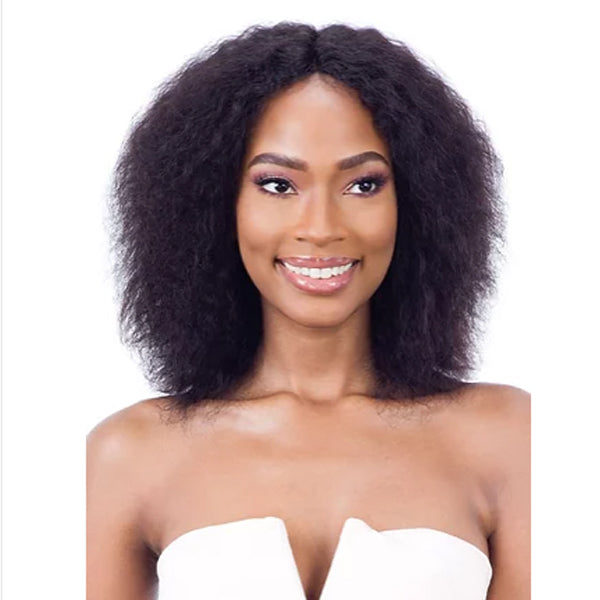 Mayde Beauty Human Wet&Wavy Invisible Lace Part Wig - BOHEMIAN CURL