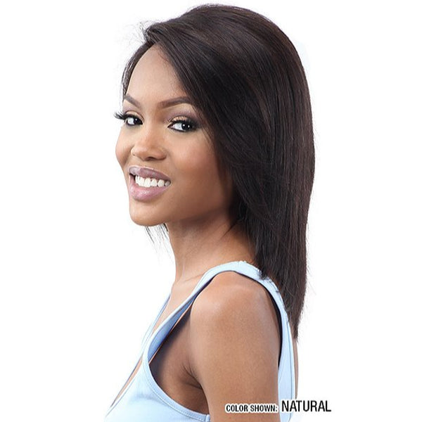 Mayde Beauty It Girl 100% Virgin Human Lace Front Wig - JOURDAN 14""