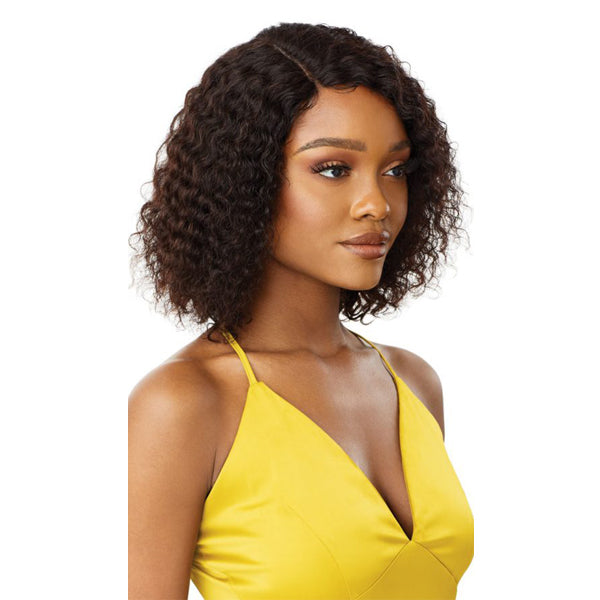 Outre My Tresses Gold Label 100% Unprocessed Human Lace Front Wig - HH MARISOL