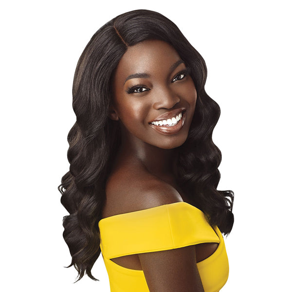 Outre The Daily Wig Collection Premium Synthetic Lace Part Full Wig - YVONNE