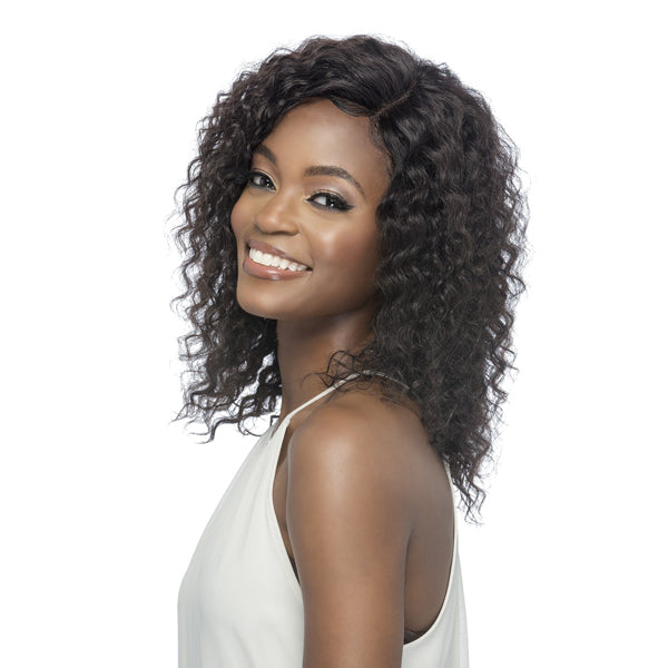 Vivica A Fox 100% Natural Brazilian 360 Full Swiss Lace Wig - WASHINGTON