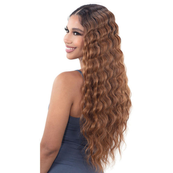 Freetress Equal Lace & Lace Synthetic Lace Front Wig - DEEP WAVER 003