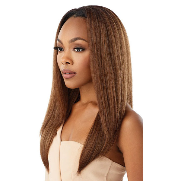 Outre Quick Synthetic Hair Half Wig - NEESHA H302