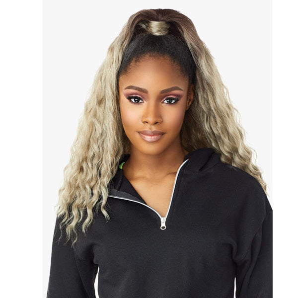 Sensationnel Instant Up & Down Pony Wrap Half wig - UD 7