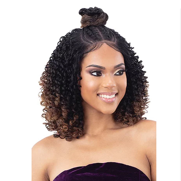 Mayde Beauty 13x5 Synthetic Frontal Lace Front Wig - CASSIE