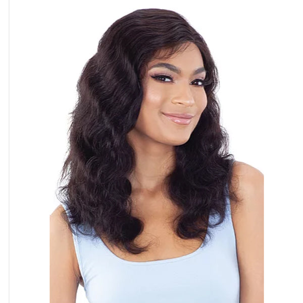 Mayde Beauty It Girl 100% Virgin Human Lace Front Wig - JONELLE 18""