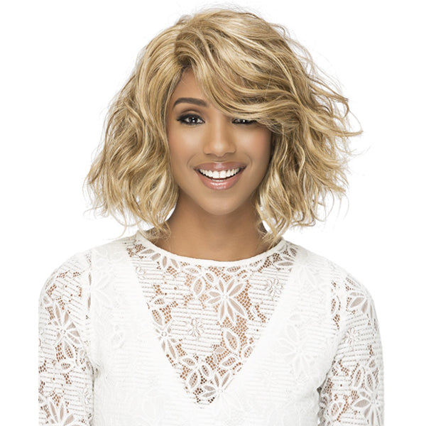 Vivica A Fox Swiss Invisible Part Lace Front Wig - LOA