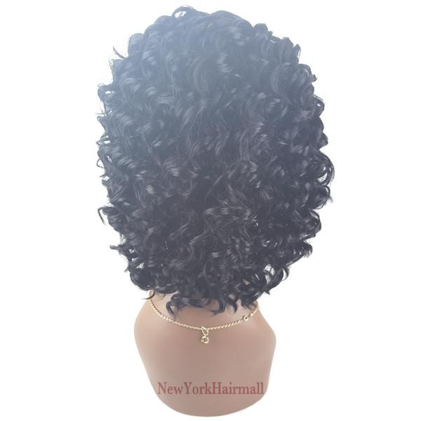 Junee Fashion Manhattan Style Synthetic Soft Lace Front Wig - SOFT LACE GLEN