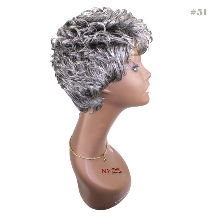 SoulTress Synthetic Hair Full Wig - Betty