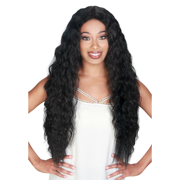 Zury Hollywood Sis 360 Double Dutch Collection Lace Front Wig - 360 DD LACE H DUTCH BOX
