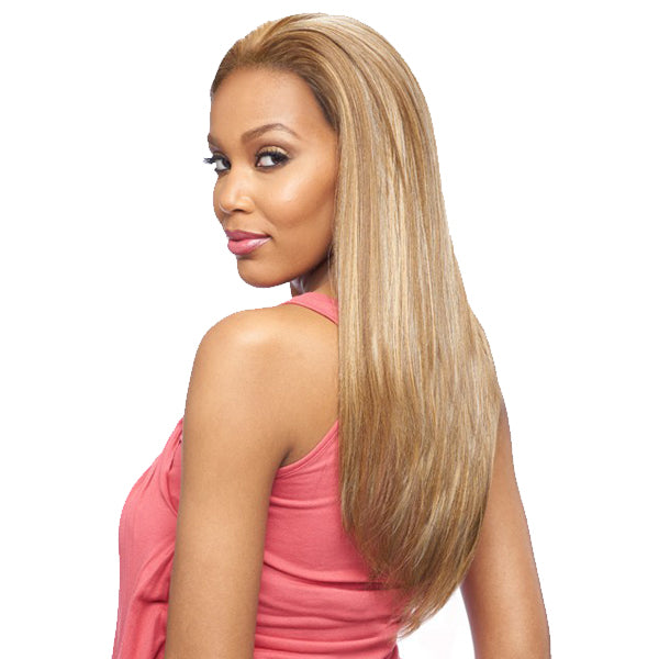 Vanessa Brazilian Hair Blend 360 Swissilk Lace Wig - T360HB ROSE