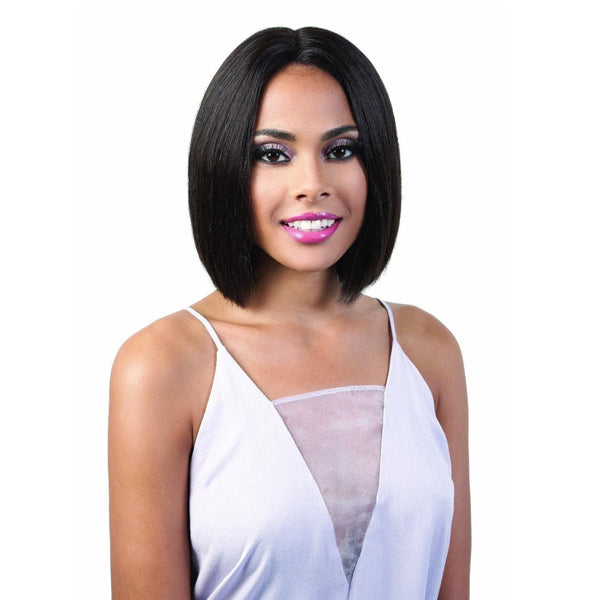 Motown Tress Persian 100% Human Virgin Remy Lace Part Front Wig - HPLP.SUKI