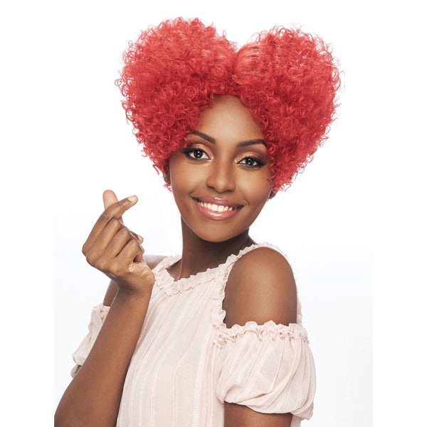 Vanessa Express Full Wig - HEART FRO