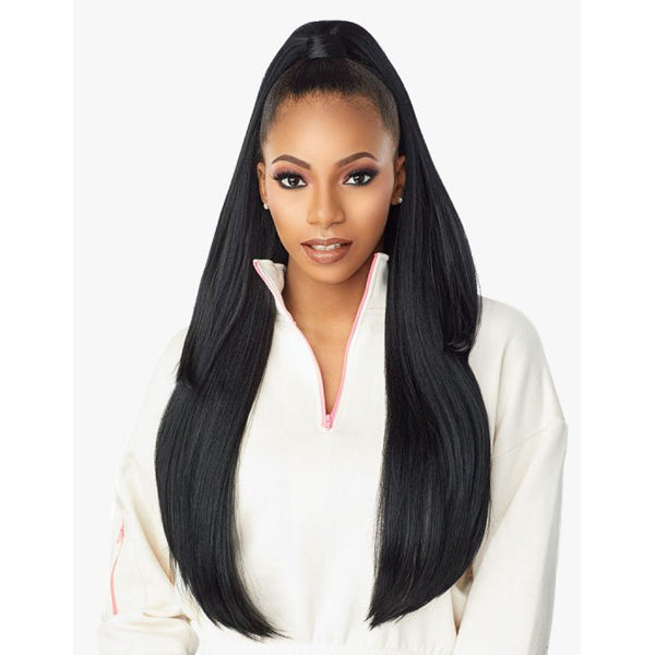 Sensationnel Instant Up & Down Pony Wrap Half wig - UD 8
