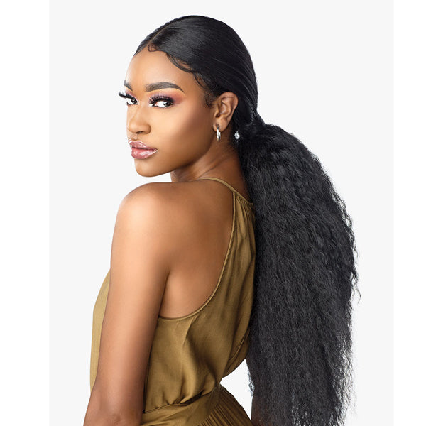 Sensationnel What lace? CLOUD9  360º Swiss Lace Front Wig - TASIA SLEEK PONYTAIL