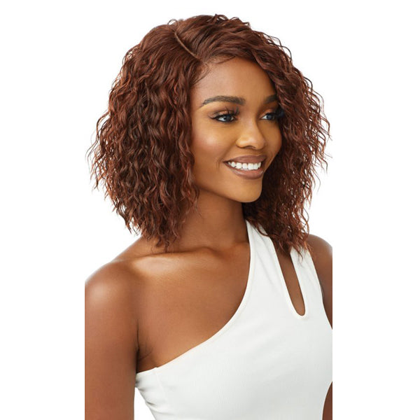 Outre Synthetic Lace Front Wig - GRETA