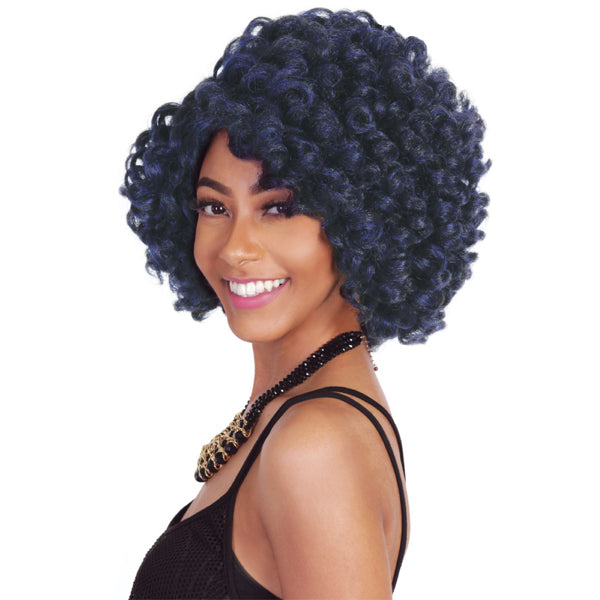 Zury Hollywood Sis Naturali Star Pre-Tweezed Part Wig NAT-3A NAYA