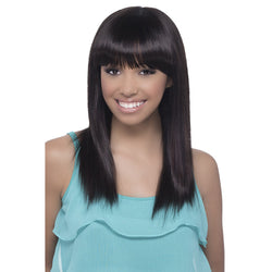 Vivica A Fox 100% Natural Brazilian Remi Hair Full Wig - ELMA