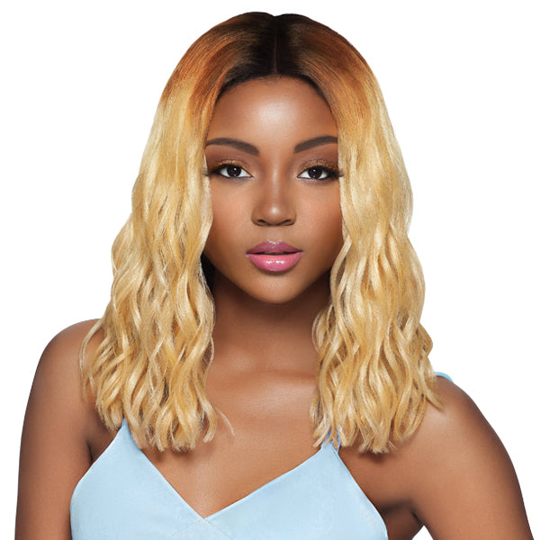 Outre Synthetic I-Part Swiss Lace Front Wig - SHAWNI