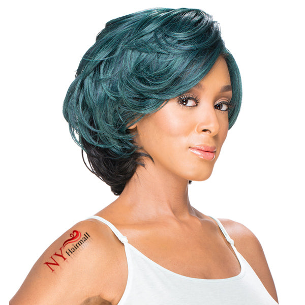 Sky Wig Synthetic Full Wig - HELENA