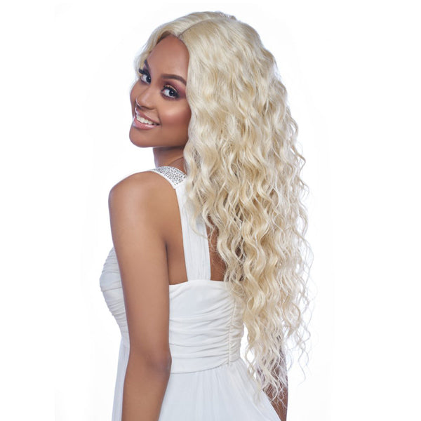 Harlem 125 Deep 6 Inch Part Swiss Lace Front Wig - LSD62