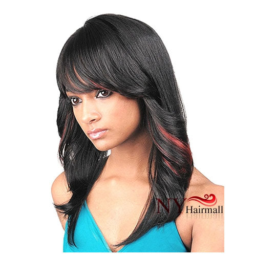 Junee Fashion Manhattan Style Synthetic Wig - Lara