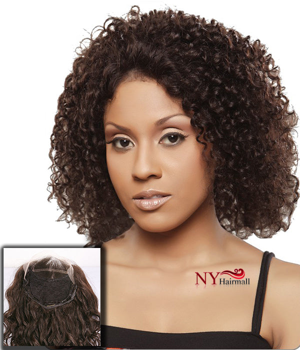 Sihouette Luxury 100 Virgin Human Lace Front Wig - LACE 008