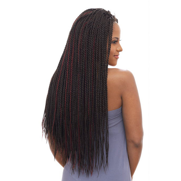Vanessa Senegal Braid Tops Lace Wig - TOPS DAKAR TWIST 1