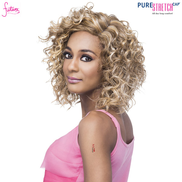 Vivica A Fox Pure Stretch Cap Synthetic Full Wig - NENE