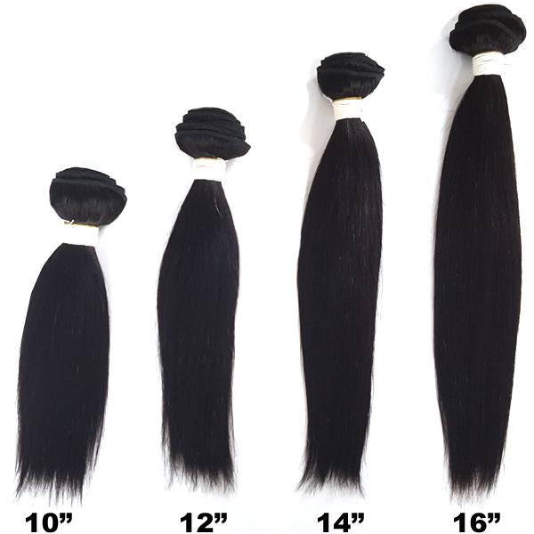 NYhairmall Factory Direct  100% Virgin 7A Grade Unprocessed Bundle Hair - Straight