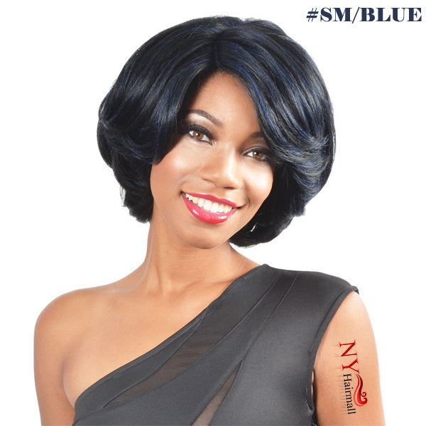 Golden State Fashion Source Simply Silki Lace Front Wig - SSL Aida