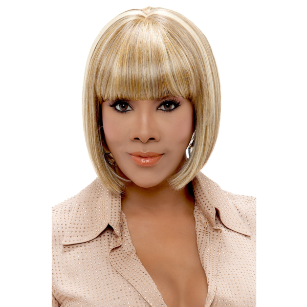 Vivica A Fox Pure Stretch Cap Wig - Rubio