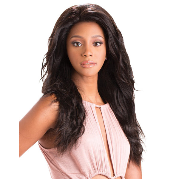 Sensual 100% Virgin Remi Human Hair 360º Silk Lace Closure - NATURAL 14""