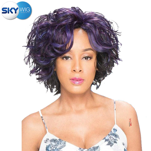 Sky Wig Synthetic Lace Part Wig - TRINEE