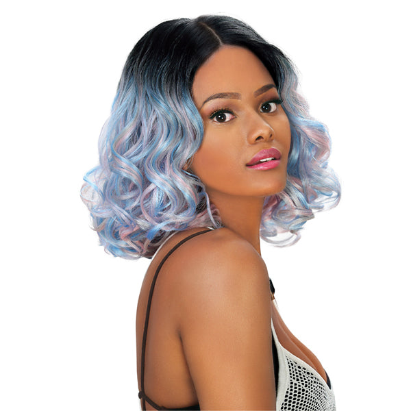 Zury Hollywood SIS SASSY Collection Lace Part Wig - SASSY-H TAMIKA