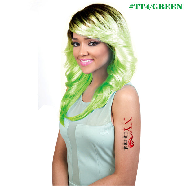Motown Tress Pastel Color Full Wig - Pastel Ann