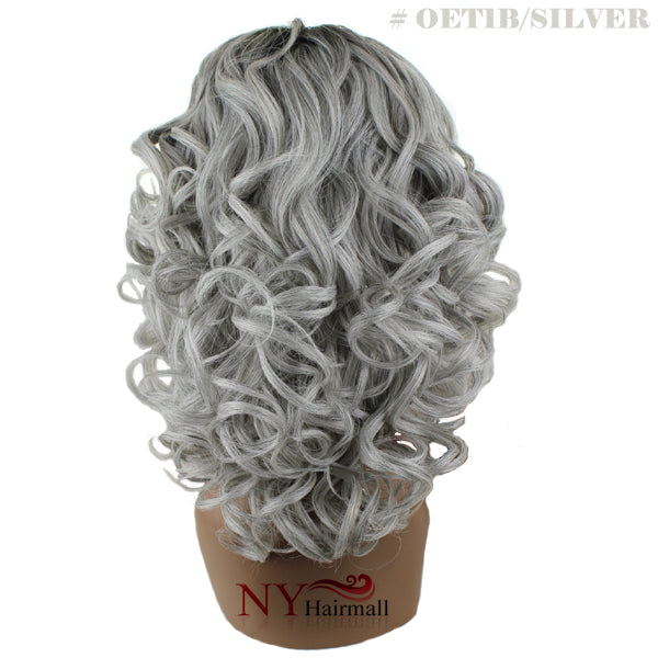 Janet Collection Synthetic Deep Part Lace Wig - Chille