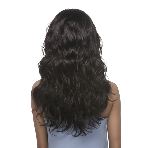 Vivica A Fox 100% Natural Brazilian Remi Hair Full Swiss Lace Wig - BELLUO