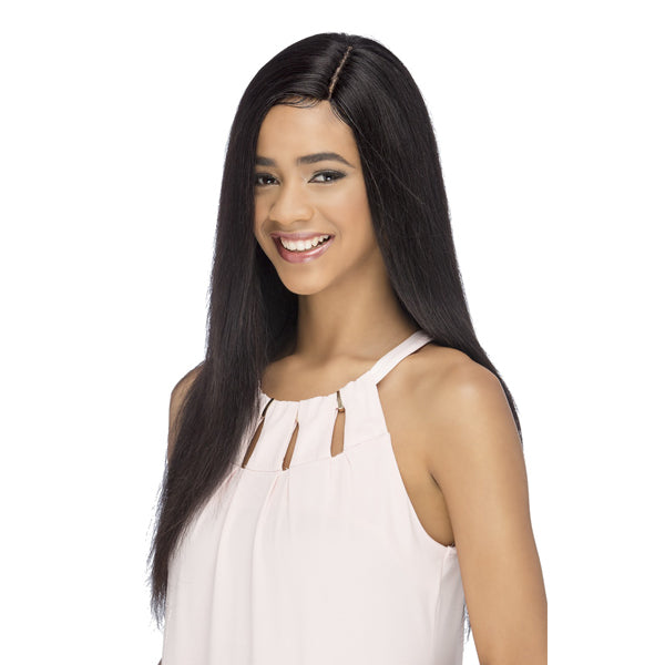 Vivica A Fox 100% Natural Brazilian Remi Hair 360 Swiss Lace Wig -BERIT